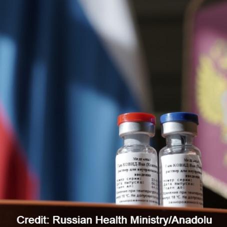 Russia's Sputnik-V Vaccine