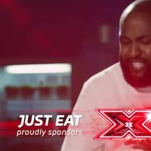 Chef XFactor adverts