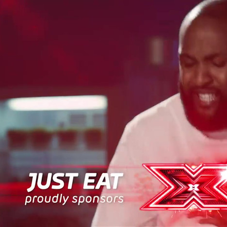 Chef XFactor adverts