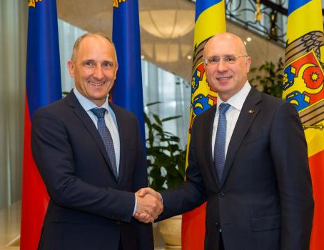 An official delegation from Liechtenstein visited Republic of Moldova