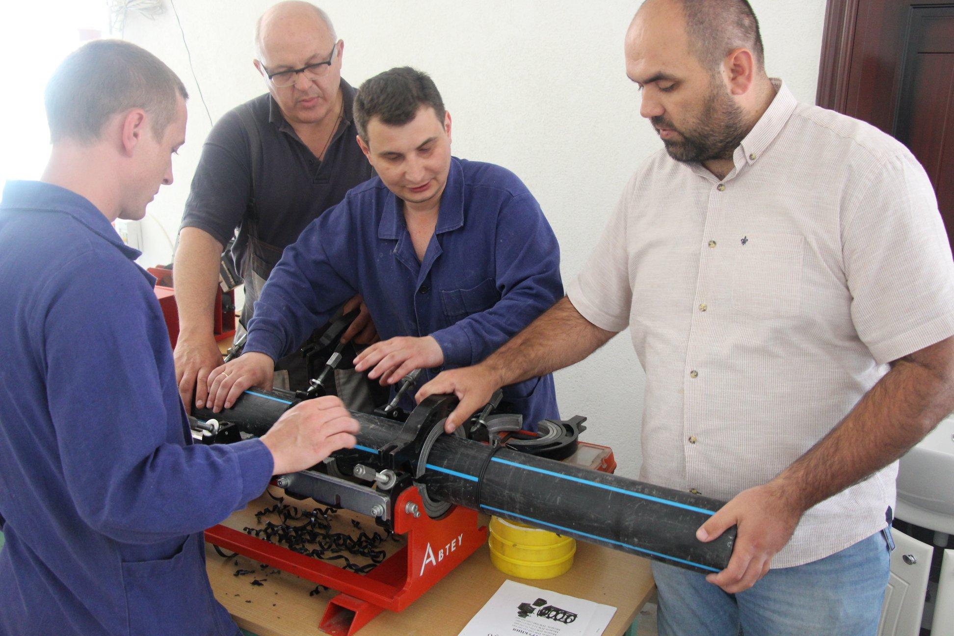 Occupational training Welders