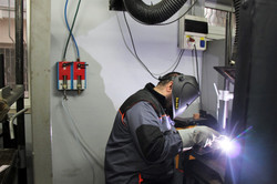 Occupational training Welders