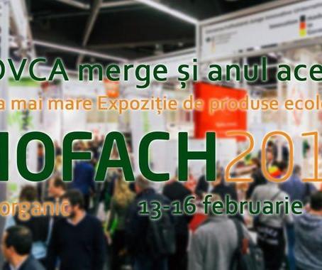 Moldovan organic producers attending BIOFACH