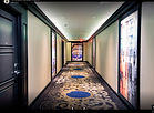 aldolphus hallway-Aldolphus hotel- Dalla