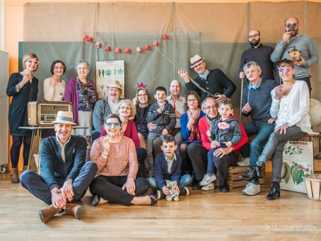 Séance photo d'une famille formidable à Besançon