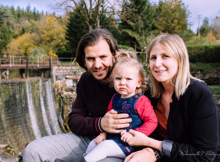 Séance Photo Famille du côté de Saint-Claude