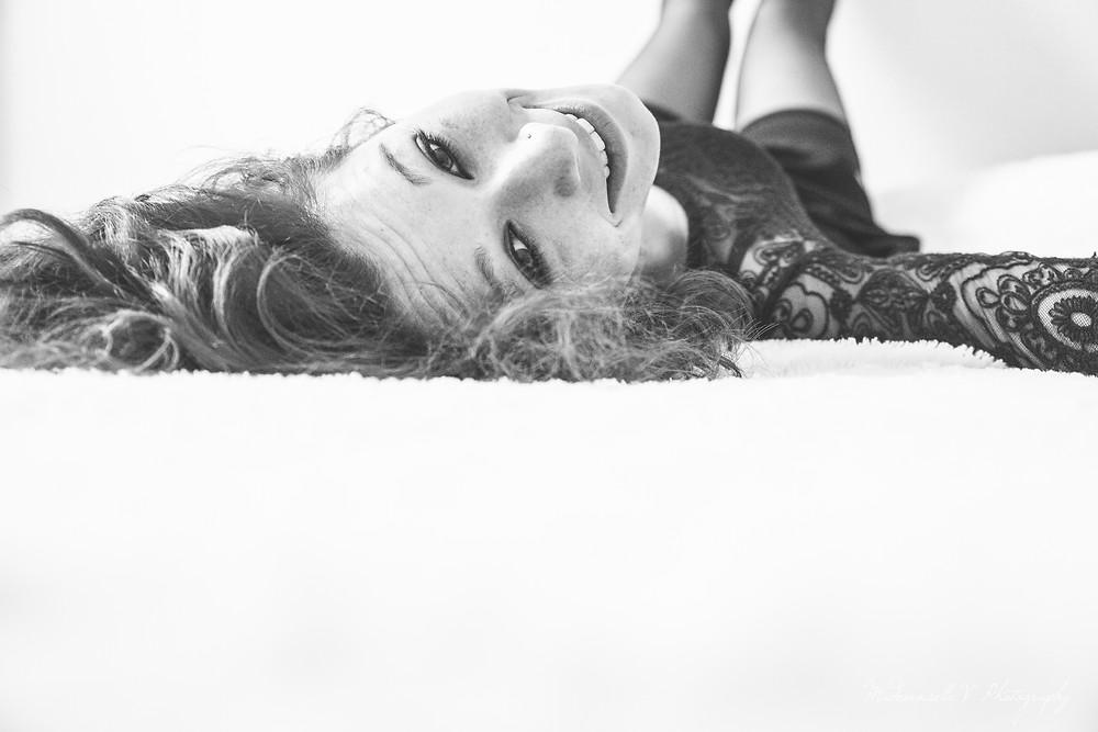 Séance Photo Femme Portrait Rock