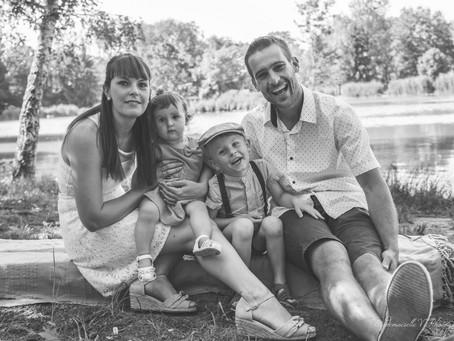 Séance Photo Famille - Mai 2018