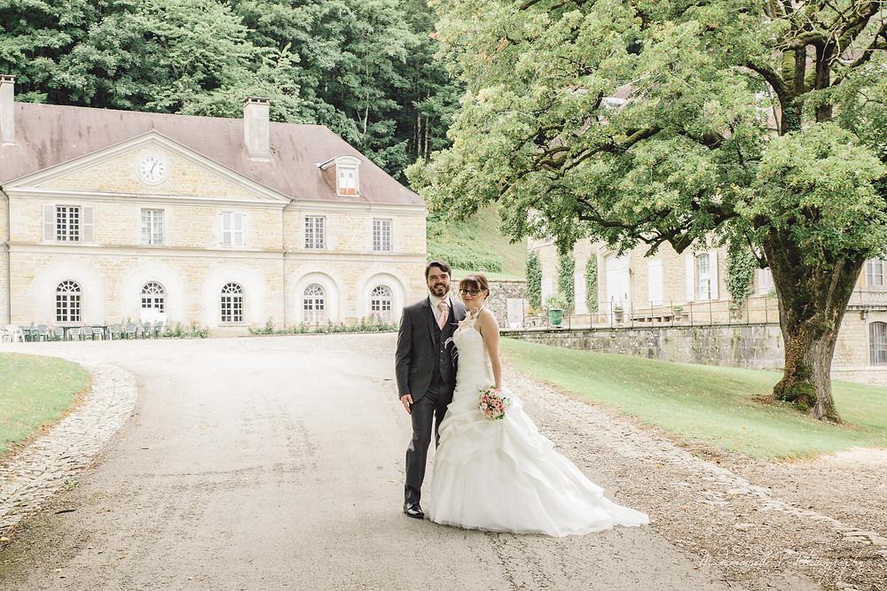 Mariage Chateau d'Arlay Jura