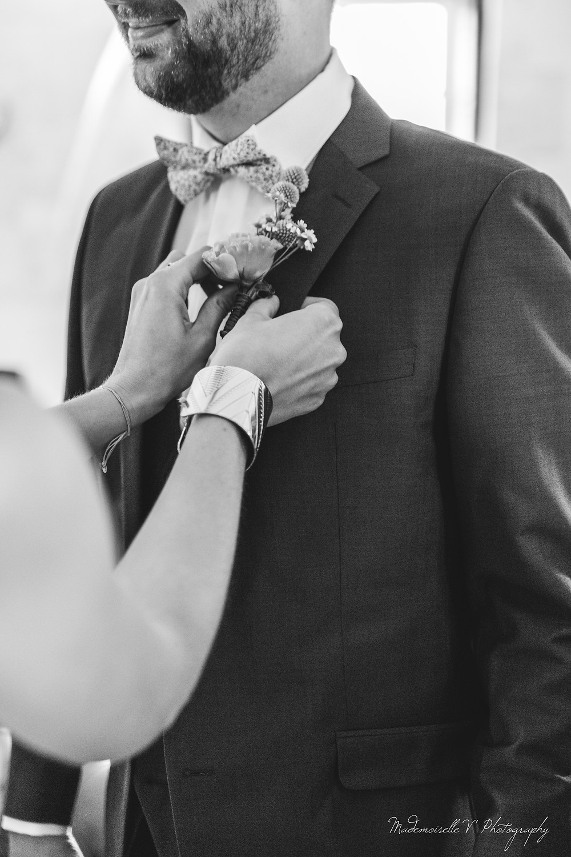 Reportage photo mariage Bourgogne