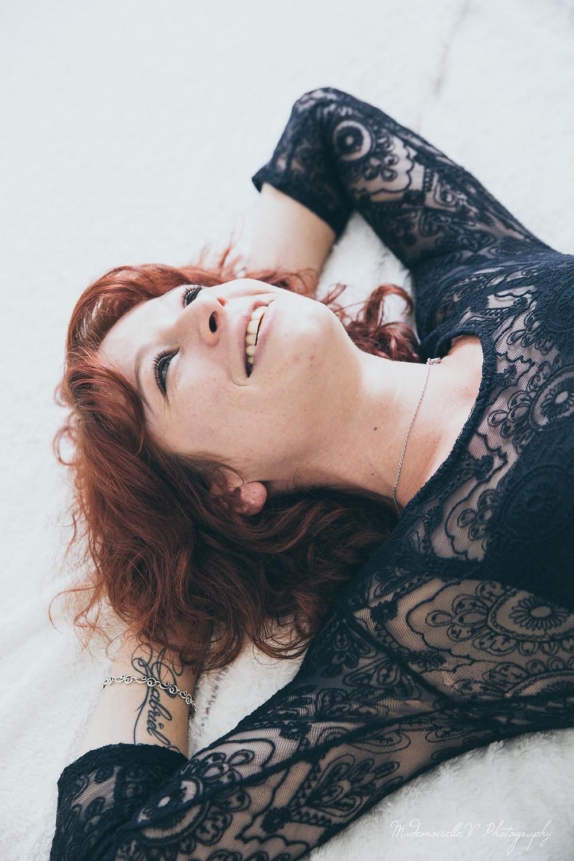 Séance Photo Femme Portrait Tatouage