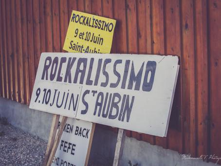 Rockalissimo 2017 ! Le Samedi 10 Juin 2017