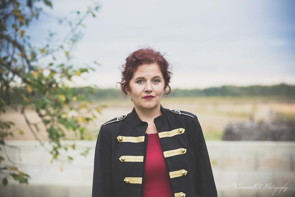 Auto-portrait Photographe Bourgogne