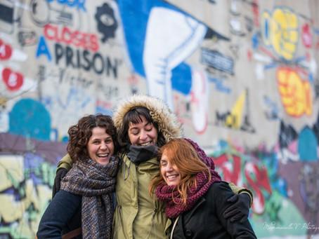 Séance photo entre amies à Besançon