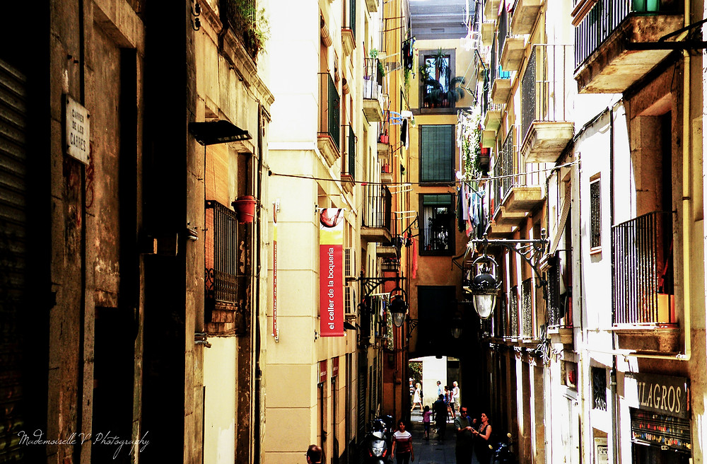 Barcelone by Mademoiselle V' Photography