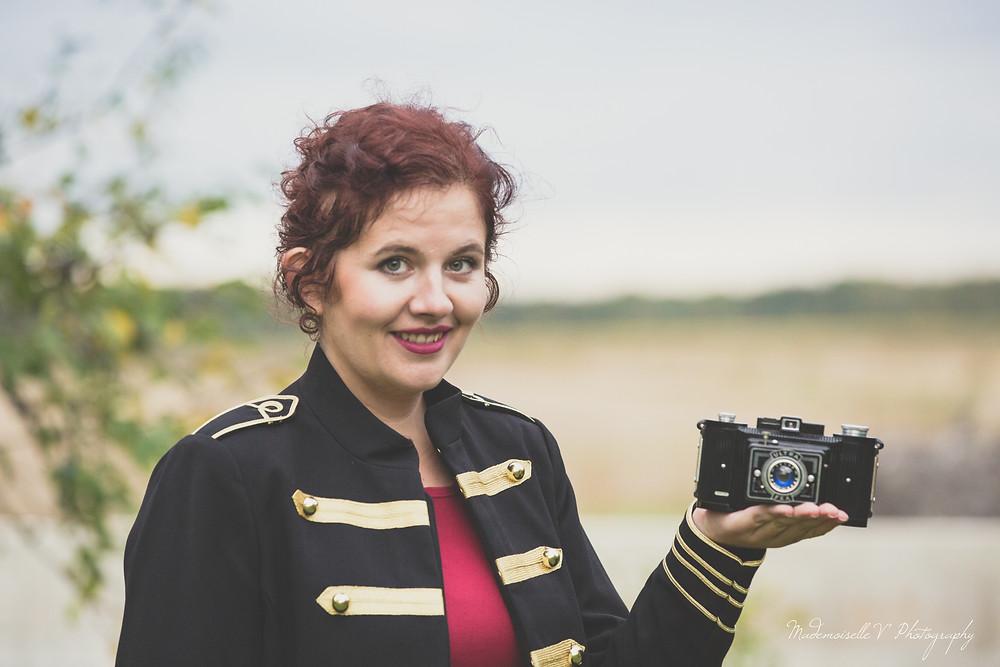 Autoportrait Photographe Jura Doubs