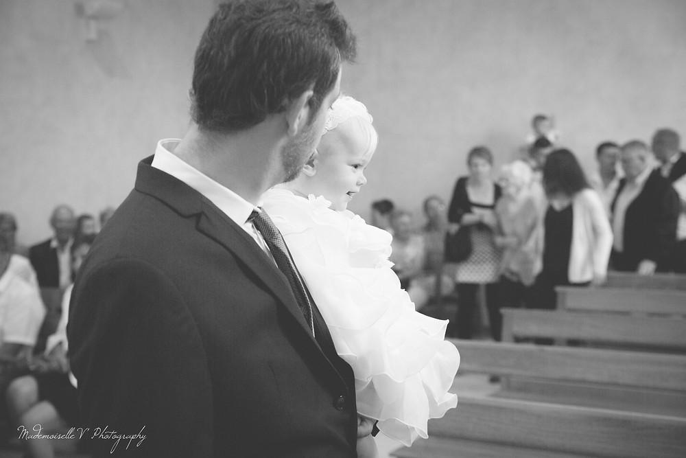 Baptême Lisaelle Bourgogne Photographe