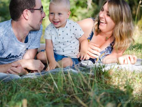 Nouvelle séance photo famille dans le Jura !