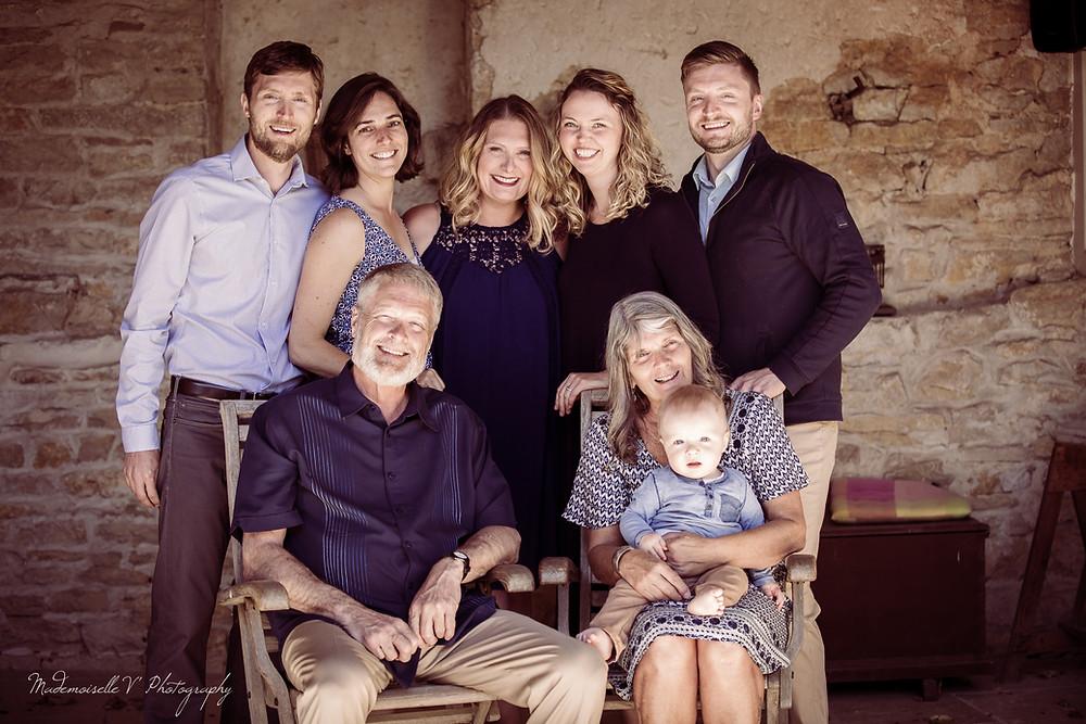 Séance Photo Famille Meursault