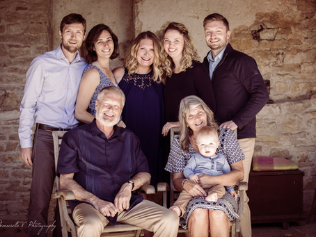 A Happy Family (Part 2)