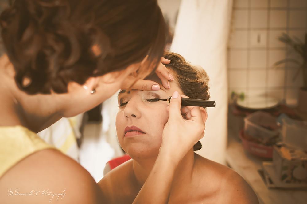 Maquillage Mariée Jura Photographie