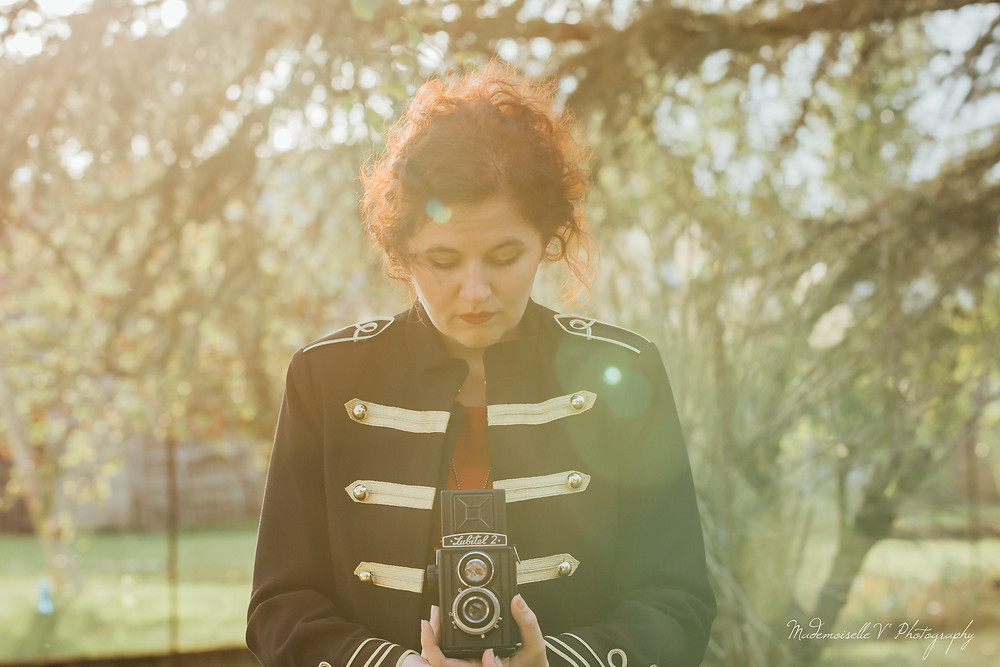 Auto-portrait Photographe Jura