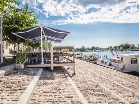 Bistrot la Cotinière - Restaurant en bord de Saône à Saint-Jean de Losne