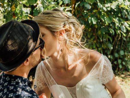 Mariage M&T : Paix, Amour & Motochoux
