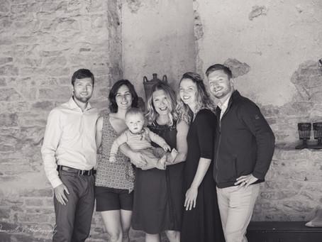 A Happy Family (Part 1)
