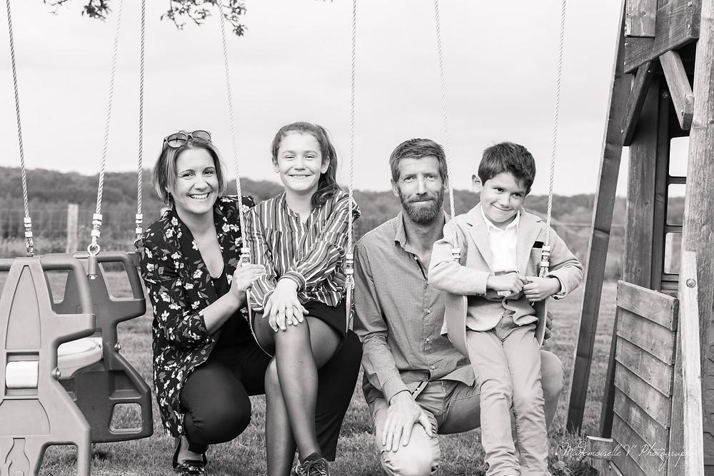 Séance Photo Famille Jura Franche-Comté