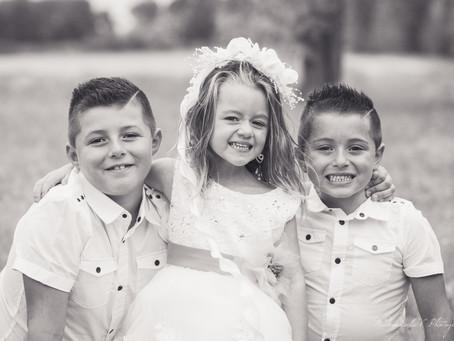 Séance Photo entre frères et soeurs