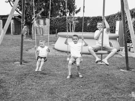 Séance Photo Famille à Beauchemin