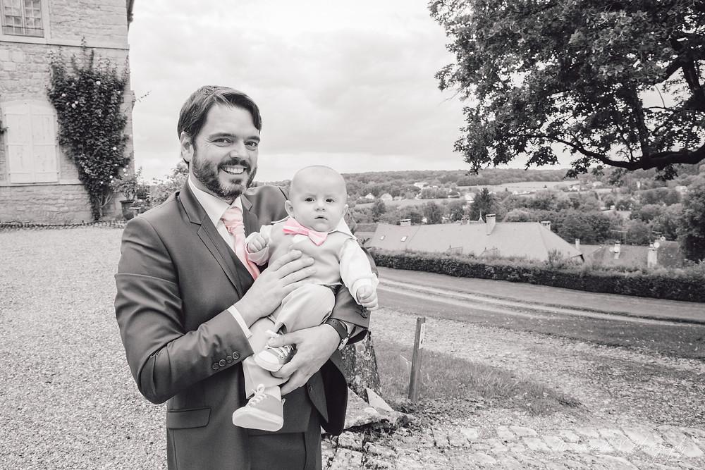 Le Marié avec Raphael Mariage Photographe Jura
