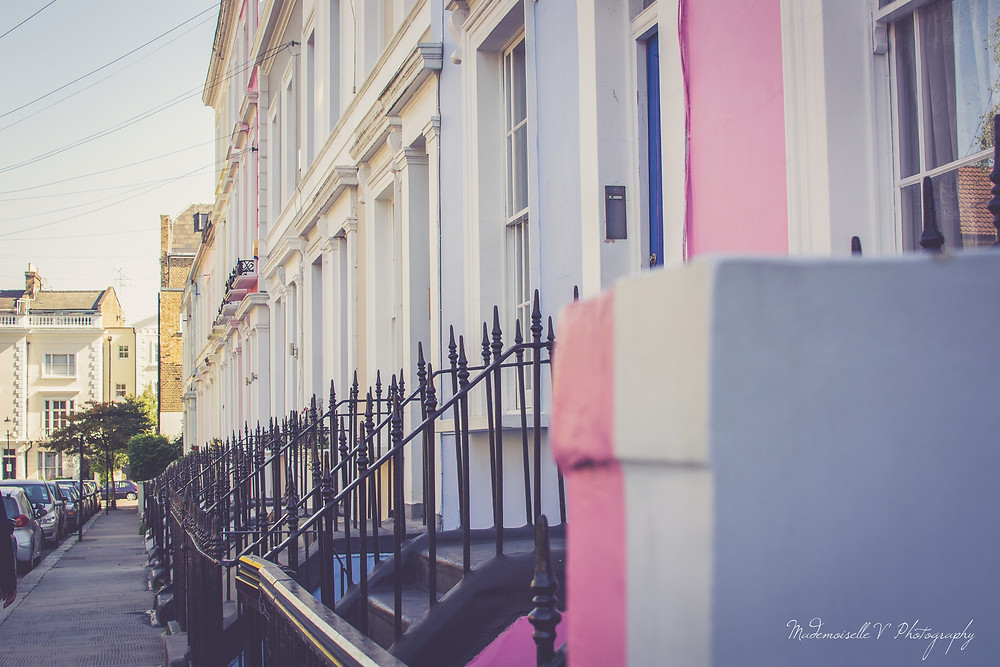 Londres, Notting Hill by Mademoiselle V' Photography