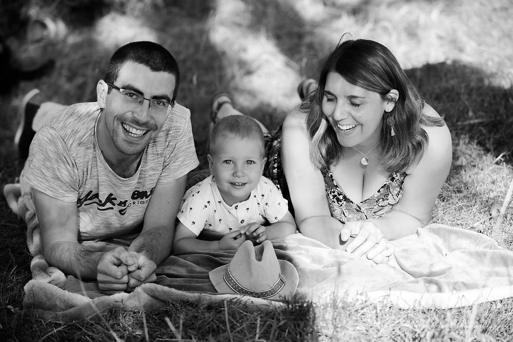 Seance photo famille Jura