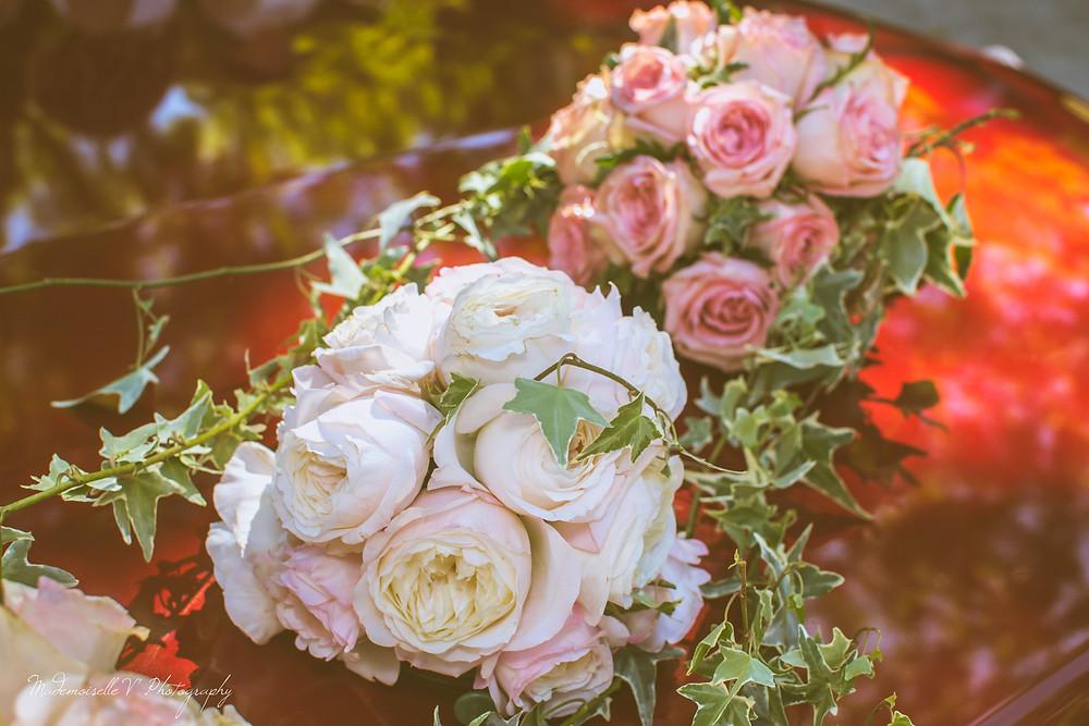 Fleurs Mariage Jura Photographie