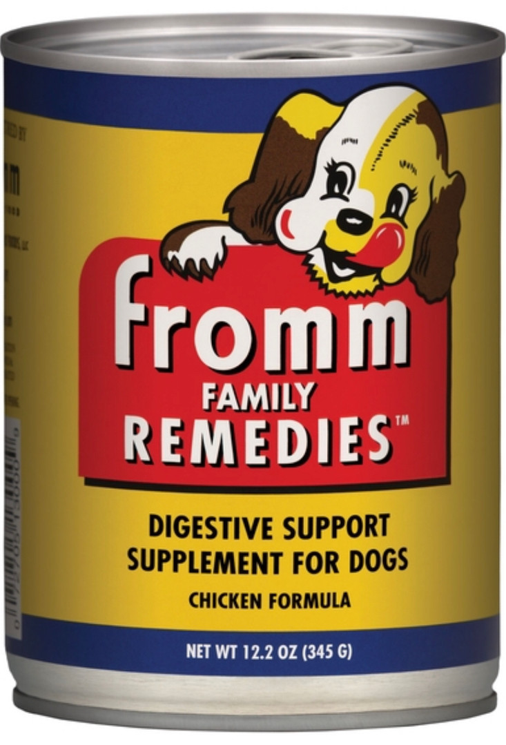 Fromm Family Remedies Digestive Support