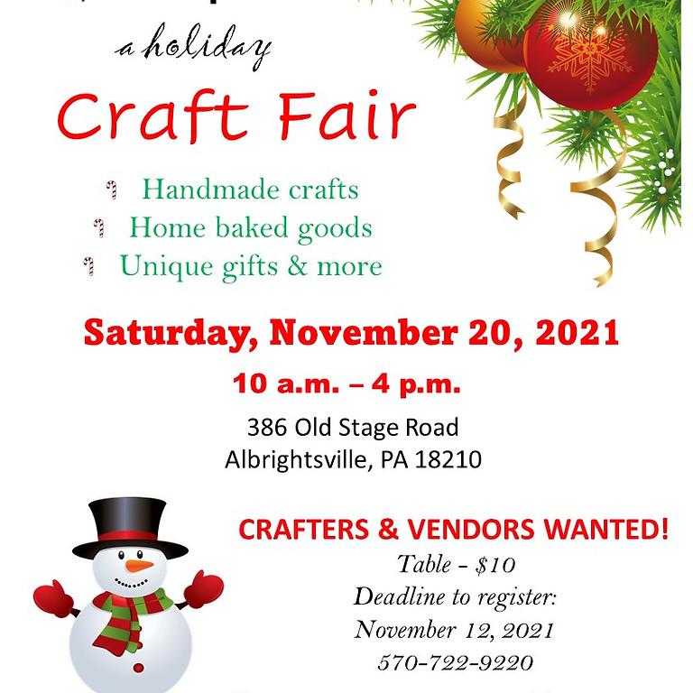 MPPOA Holiday Craft Fair