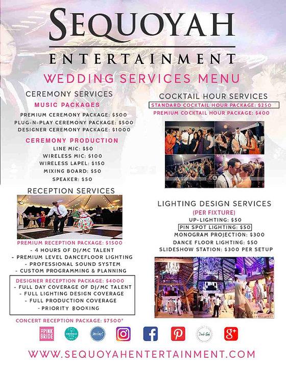 Wedding Services Menu by Sequoyah Entertainment.jpg