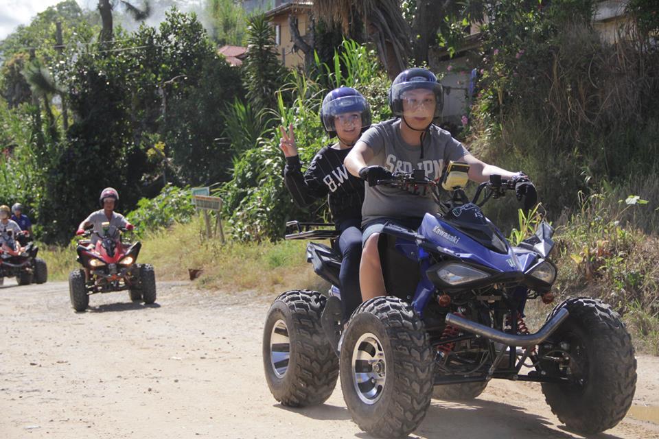Experience ATV Ride