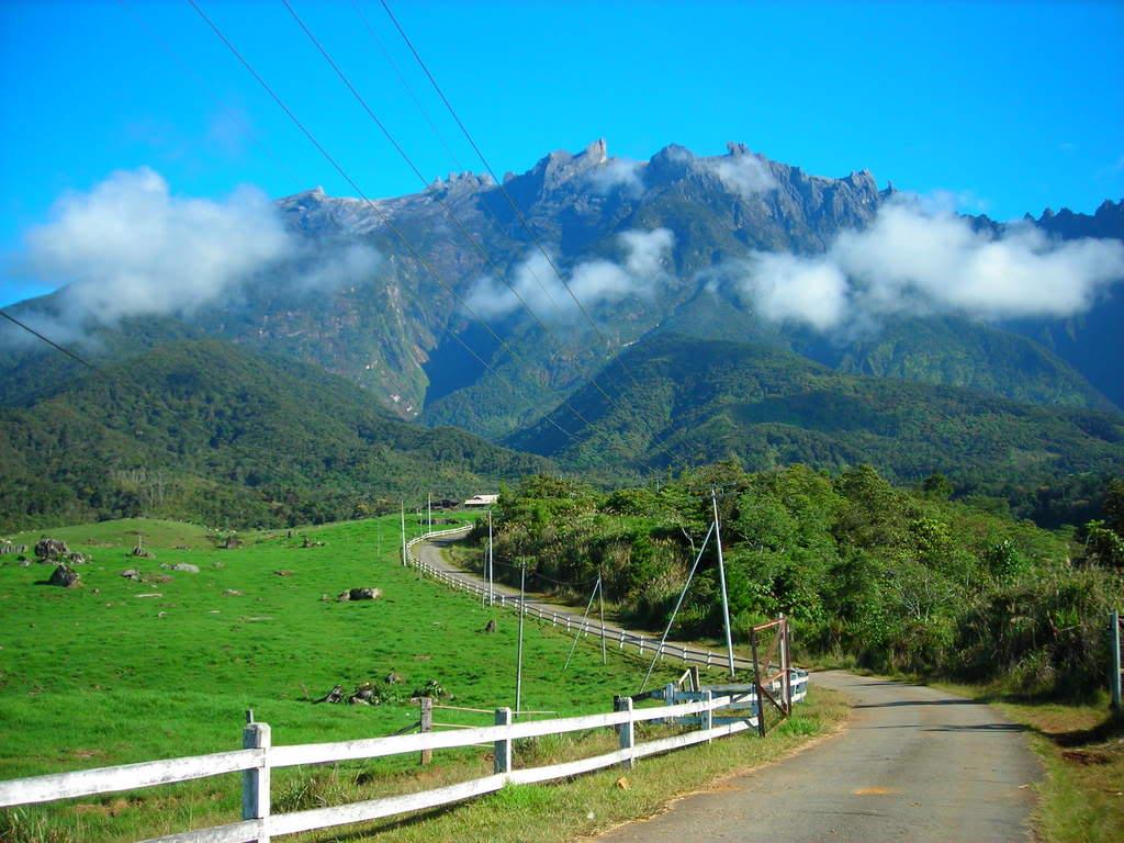 Mount Kinabalu - Kundasang