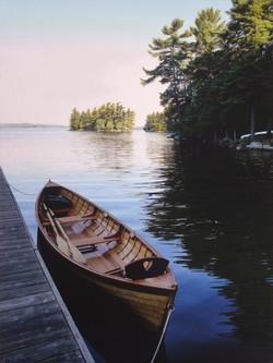 """Skiff Lake Rosseau"""