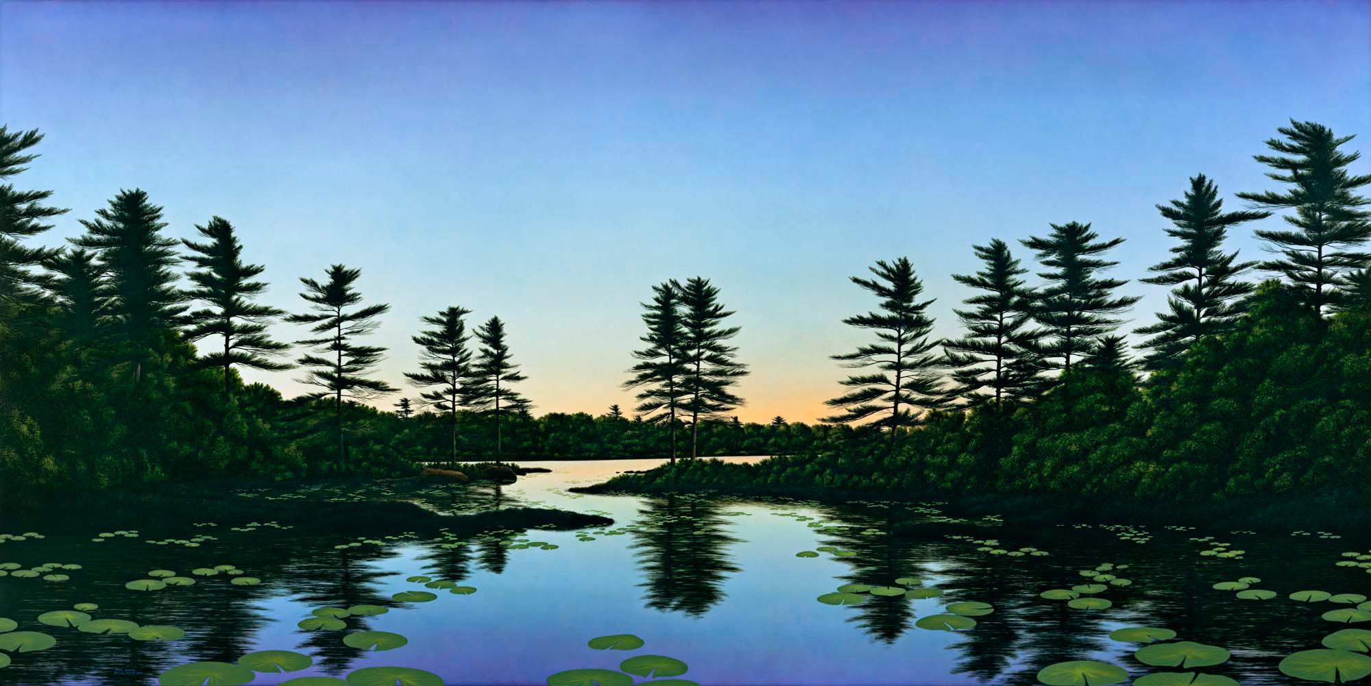 """Lake Langley"""