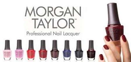 Morgan Taylor Nail Lacquer here at The Nail LAB, Gold Coast