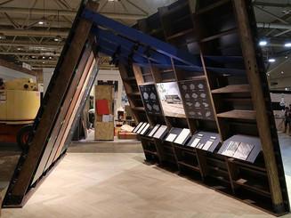 Custom Display for Interior Design Show