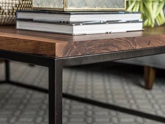Custom Table with Metal