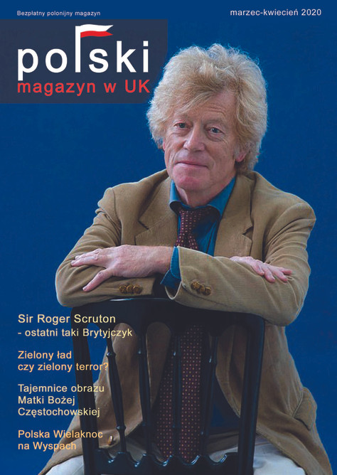 Nowy numer Polskiego Magazynu w UK!