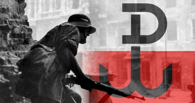 Powstanie Warszawskie Warshaw uprising Polska Walcząca AK