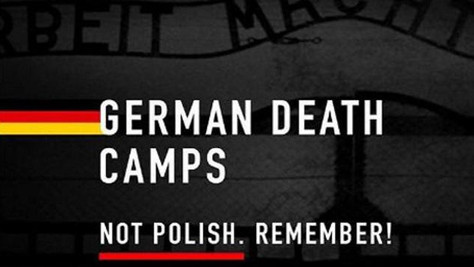 GERMAN DEATH CAMPS:  Statement by the Prime Minister of Poland Mateusz Morawiecki (VIDEO)