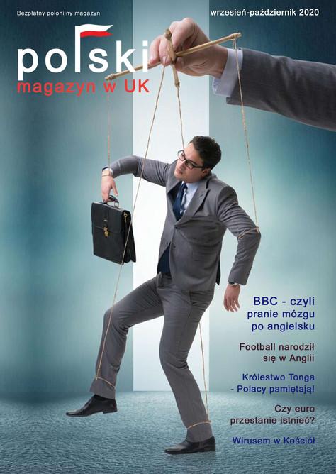 Ostatni - jesienny numer Polskiego Magazynu w UK!